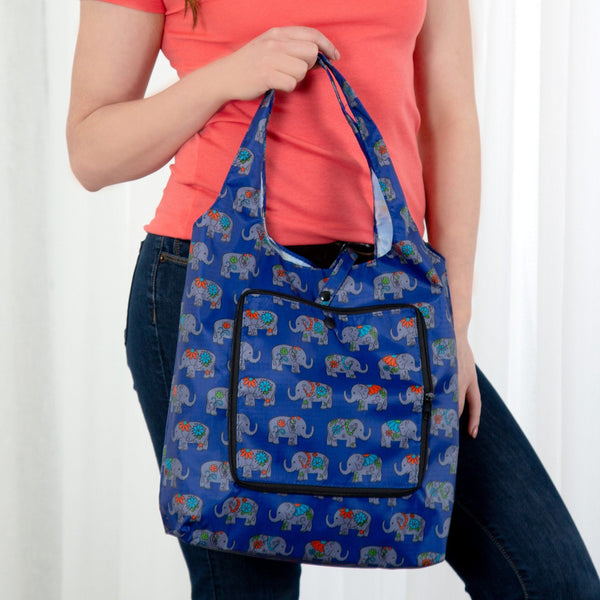 Promo - PROMO - Elephant Parade Packable Shopping Tote