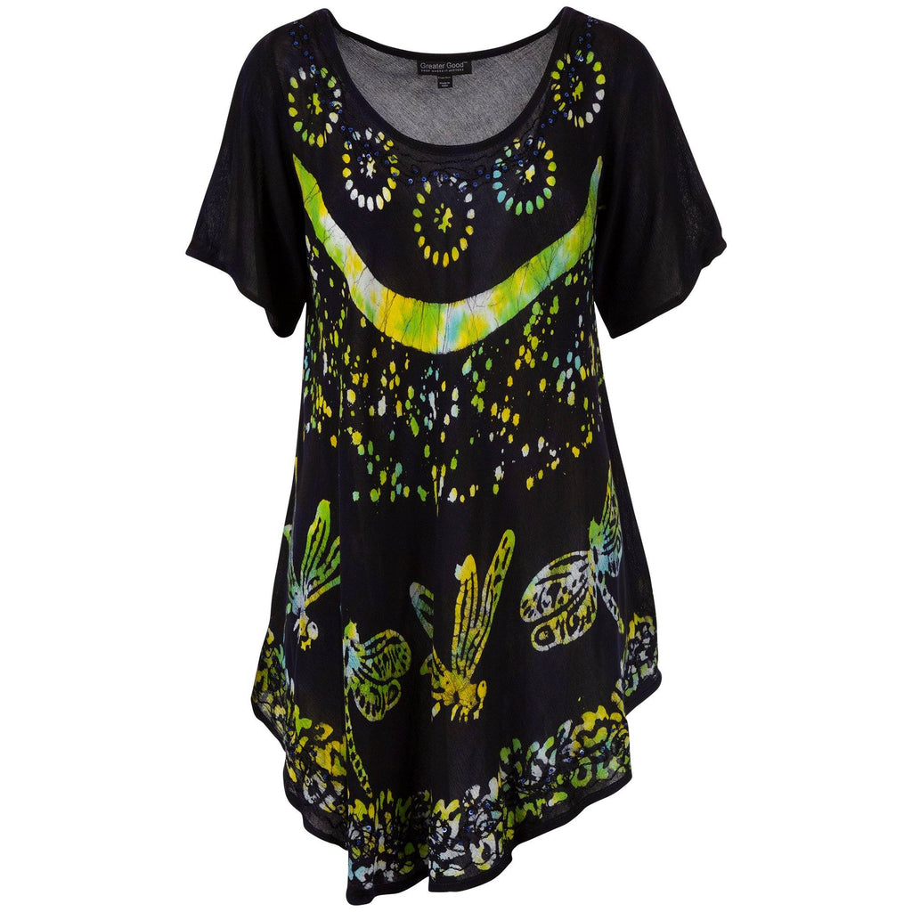 Dreaming Of Dragonflies Tunic