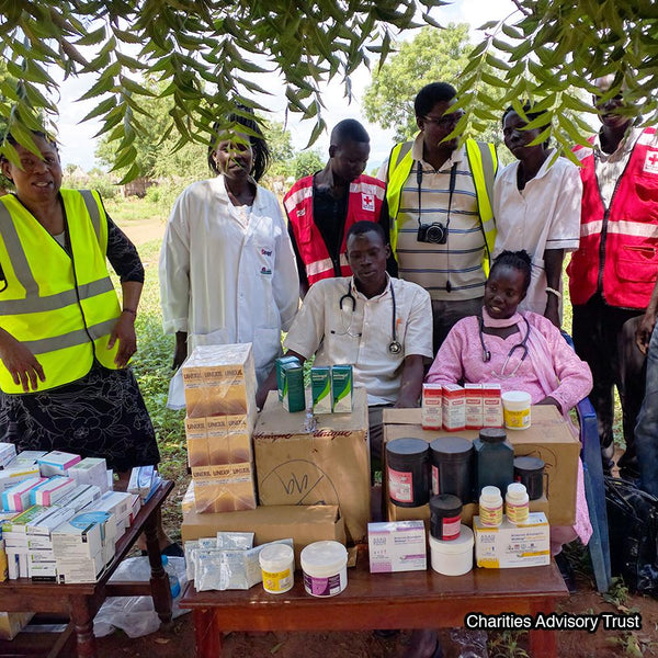 Donation - Help Provide Portable Pharmacies To Vulnerable Communities