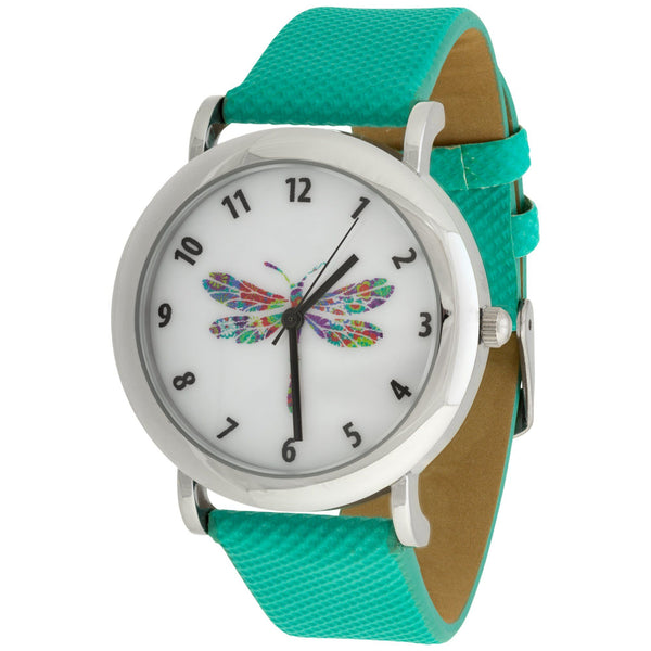 Promo - PROMO - Dazzling Dragonfly Quartz Watch