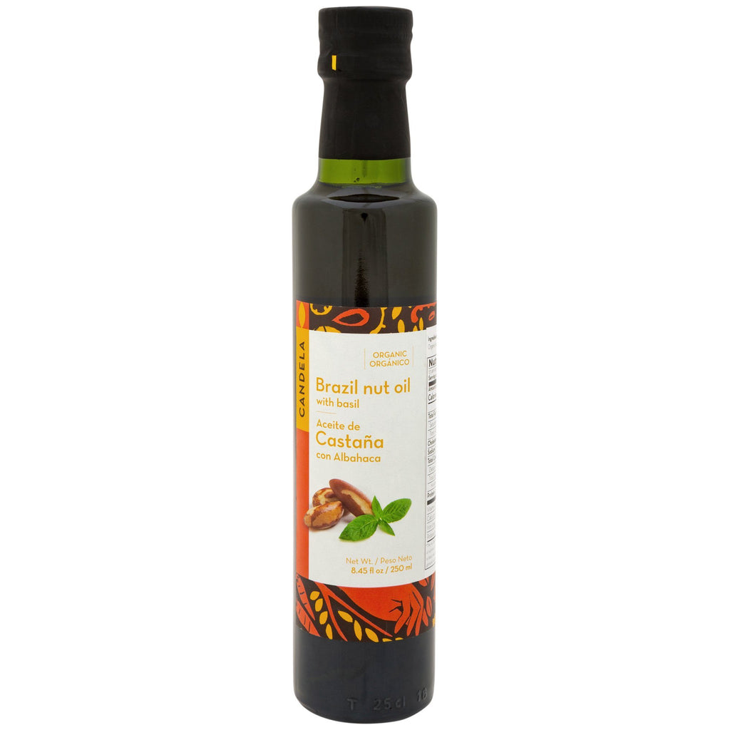 Amazing Organic Brazil Nut Oil