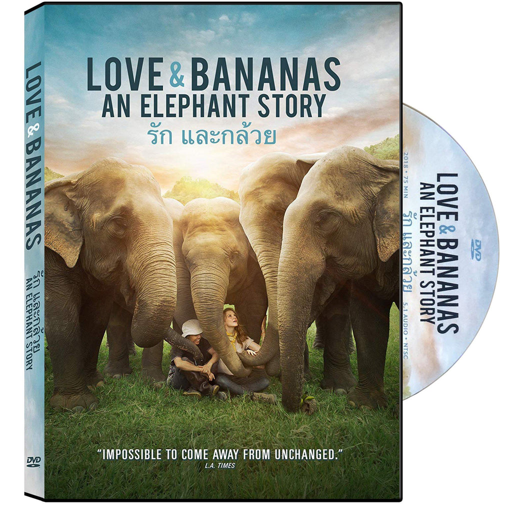 Love & Bananas: An Elephant Story DVD
