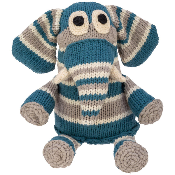 Snuggle Bush Knit Animal