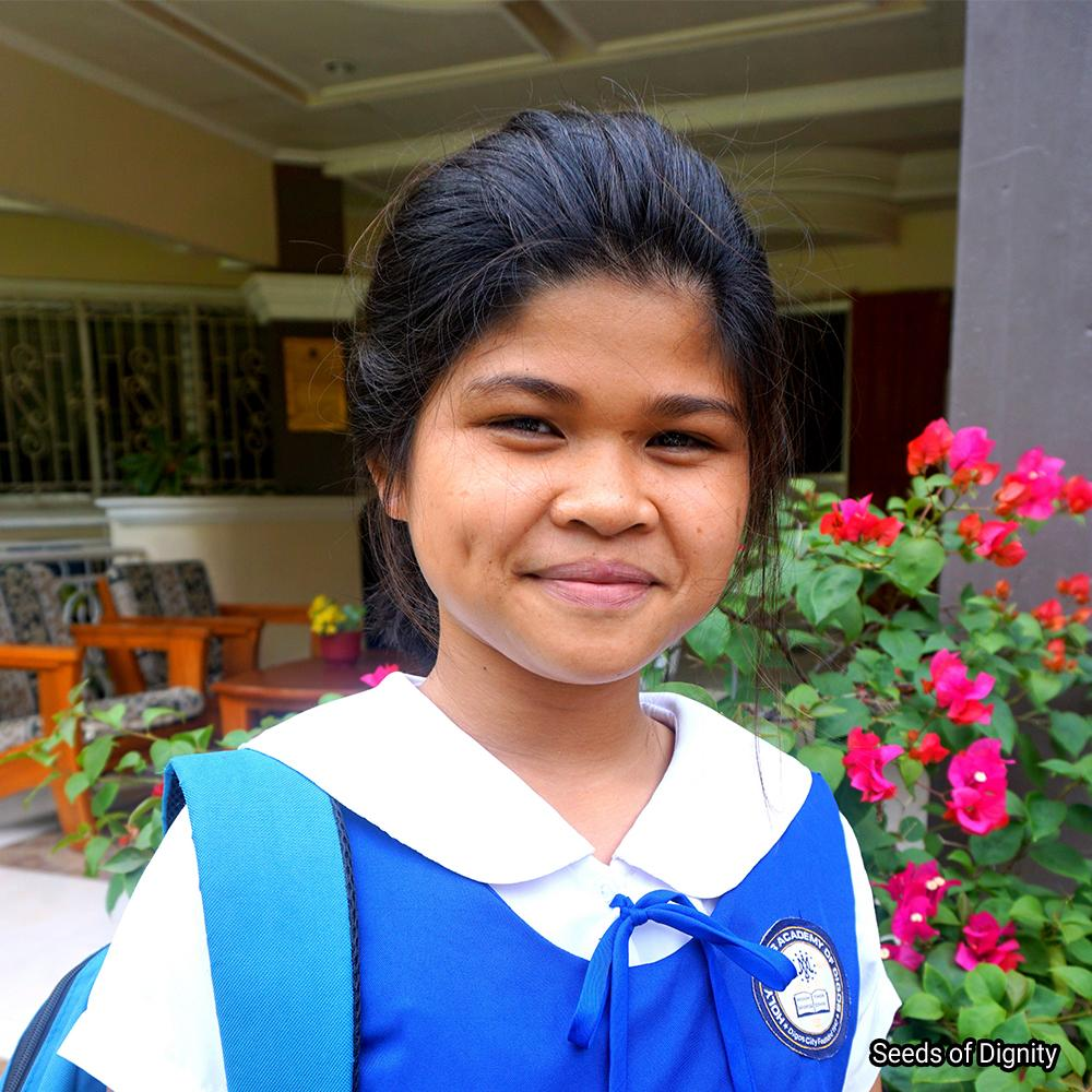 Donation - Help Girls In The Philippines Attend School