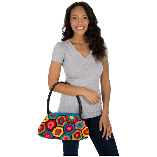 Mielie Short Handbag