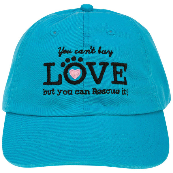 Dog Love Baseball Hat