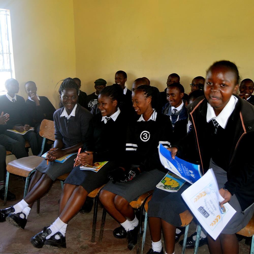 Donation - Send Girls To School In Kenya