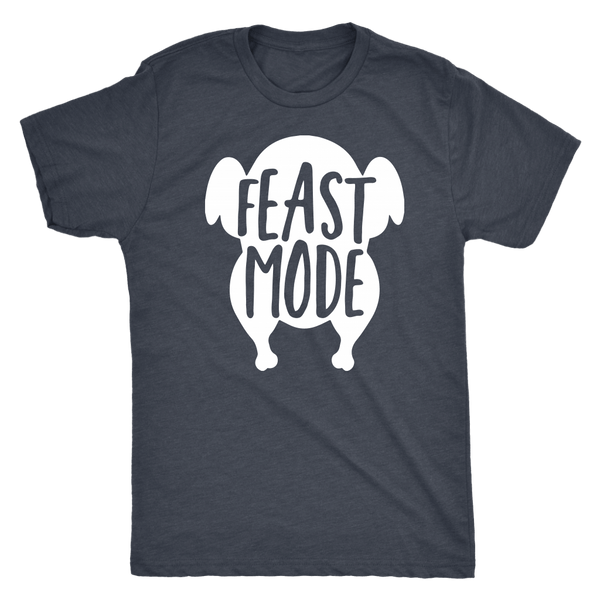 T-shirt - Feast Mode Men's T-Shirt