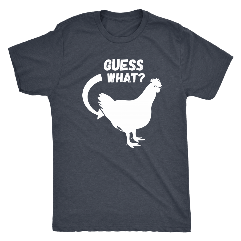 T-shirt - Guess What Men's T-Shirt