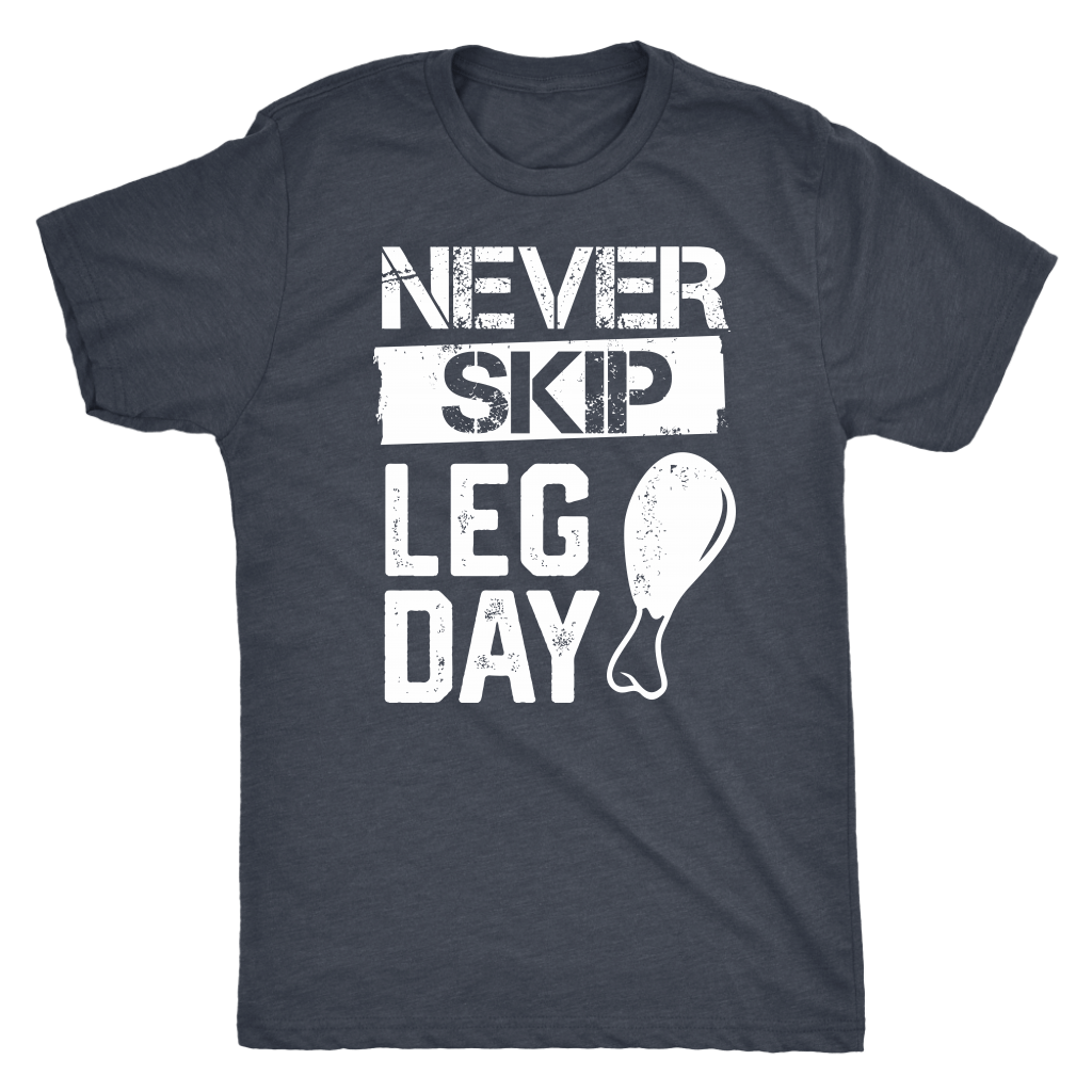 T-shirt - Leg Day Men's T-Shirt