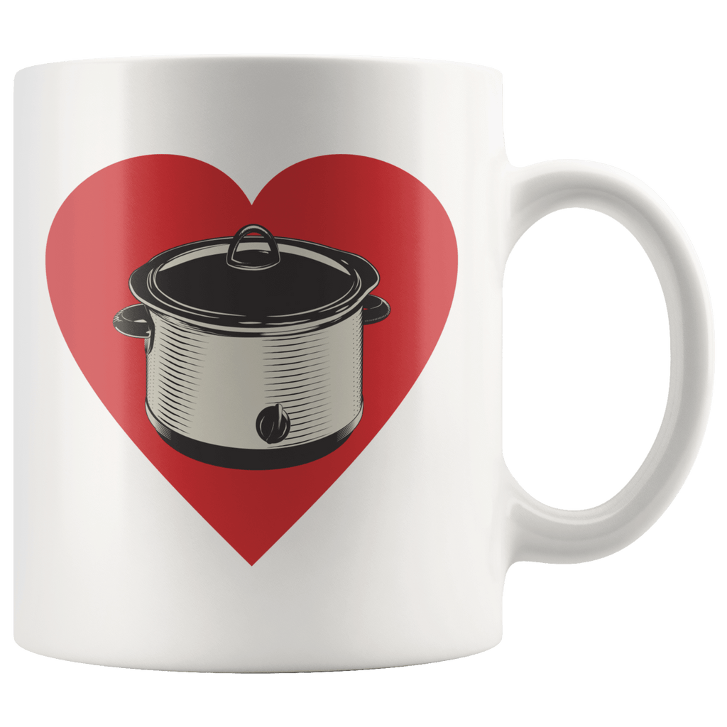 Drinkware - Heart My Slow Cooker Mug