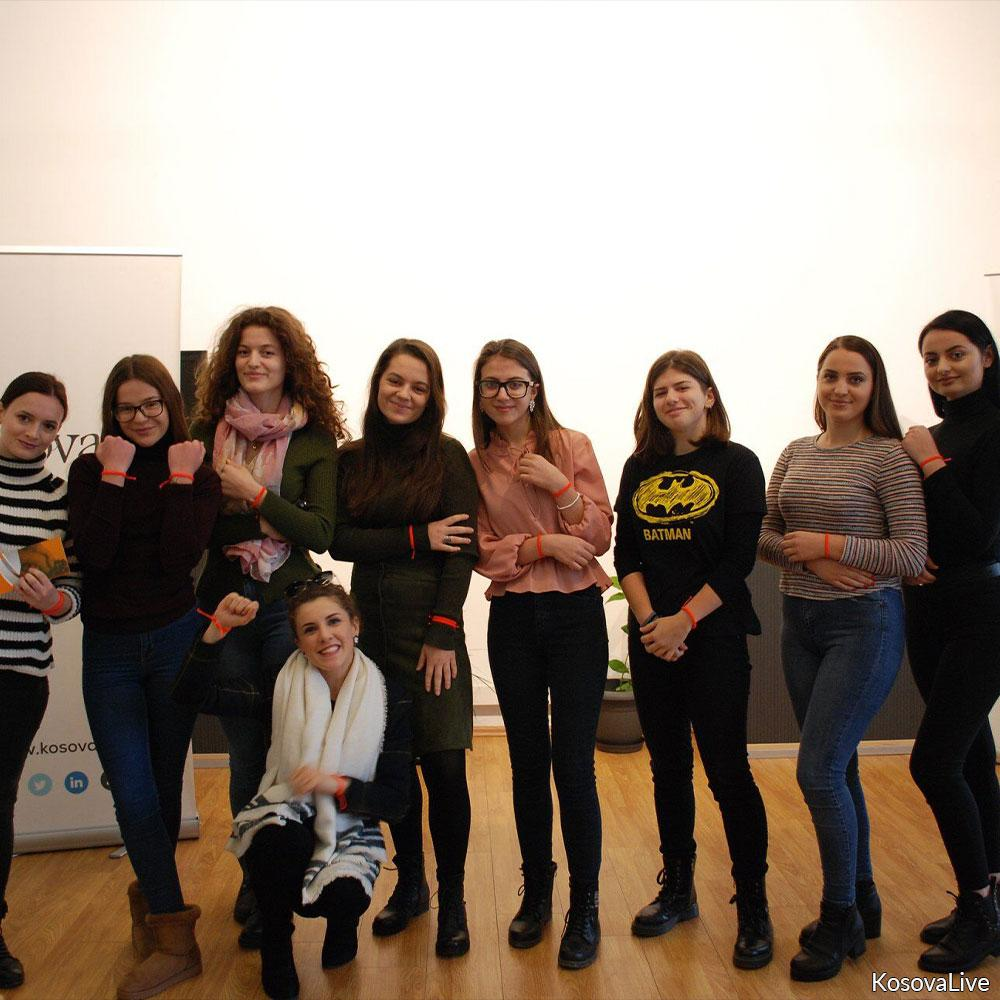 Donation - Help Educate Girls In Kosovo