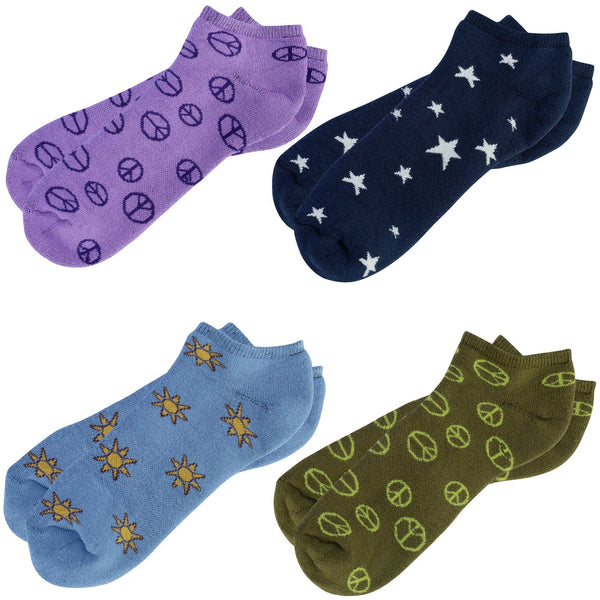 Organic Cotton Footie Socks