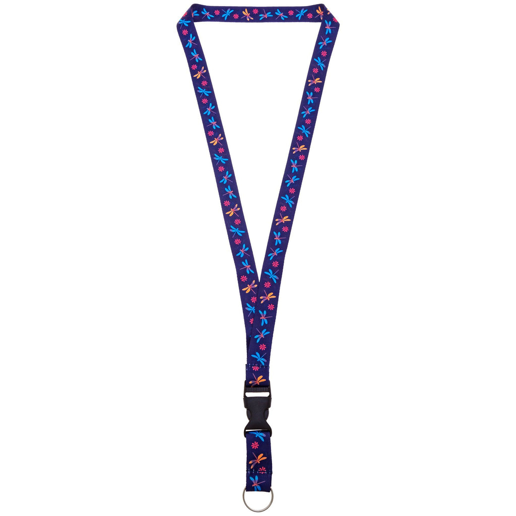 Dragonfly Delight Lanyard