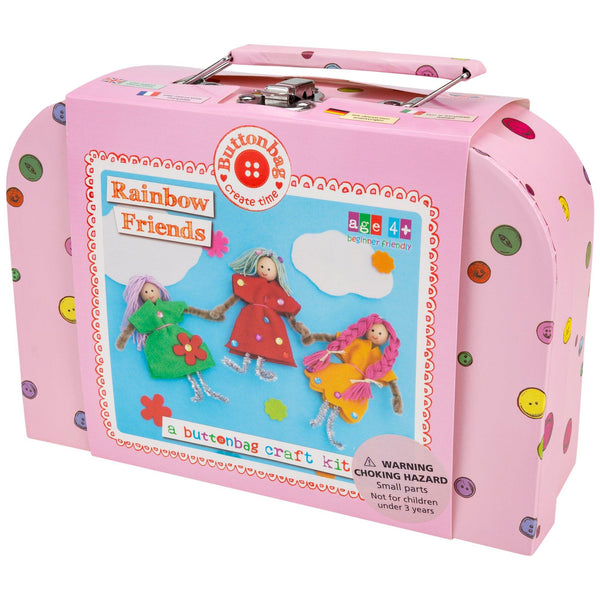 Rainbow Friends Craft Kit