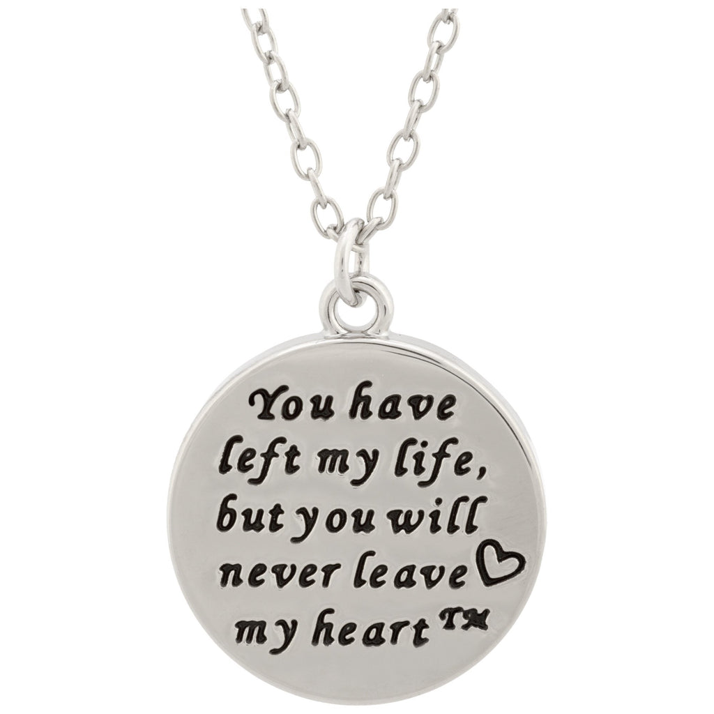 You Will Never Leave My Heart™ Necklace