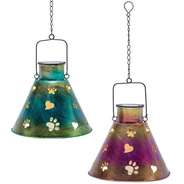 Paws Galore™ Hanging Solar Lamp