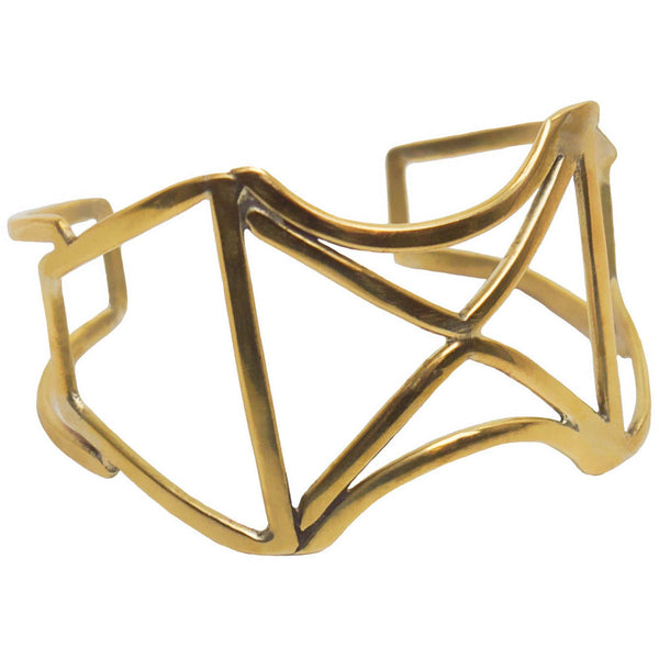 Axis Mixed Metals Cuff