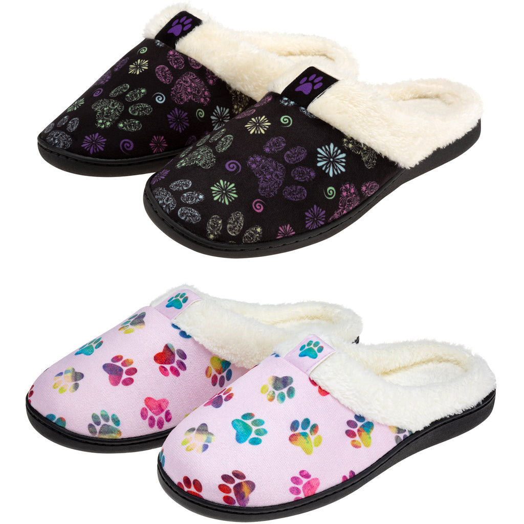 Pawsitively Beautiful Slide Slippers