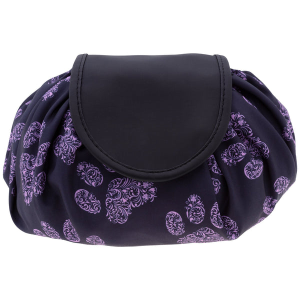Paw Print Drawstring Makeup Bag