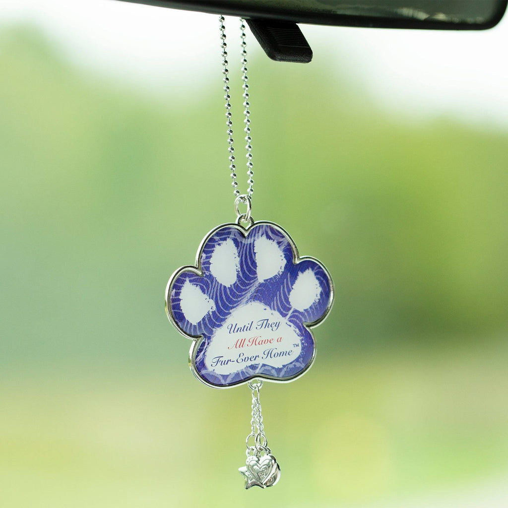Until They All Have A Fur-Ever Home™ Car Charm
