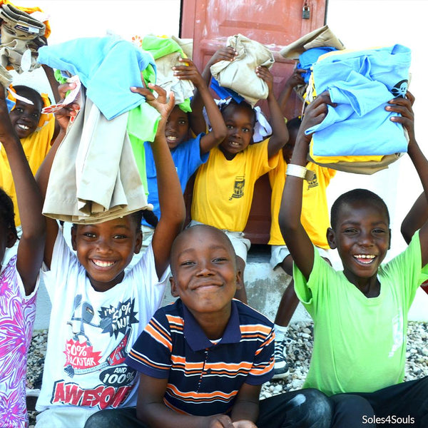 Donation - Provide School Uniforms For Children In Need