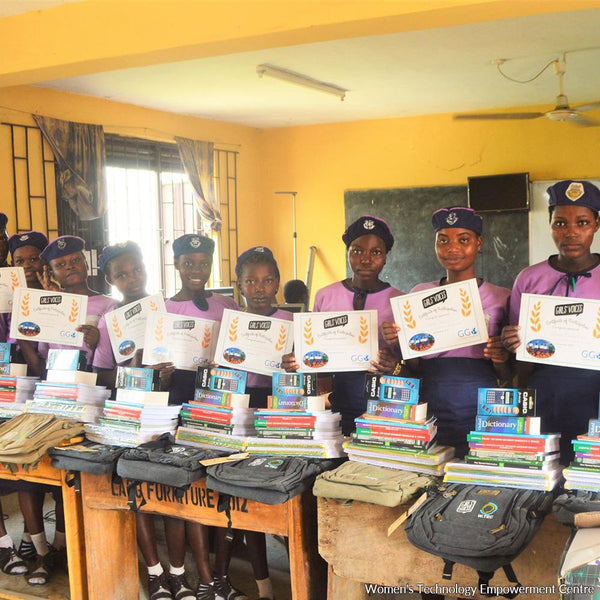 Donation - Send Girls To School In Nigeria