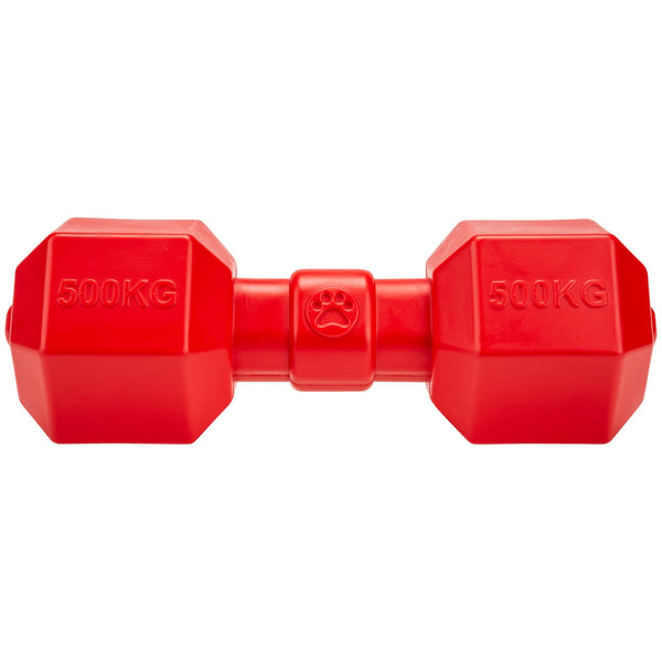Floating Dumbbell Dog Toy