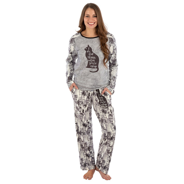Bad Things Cat Loungewear