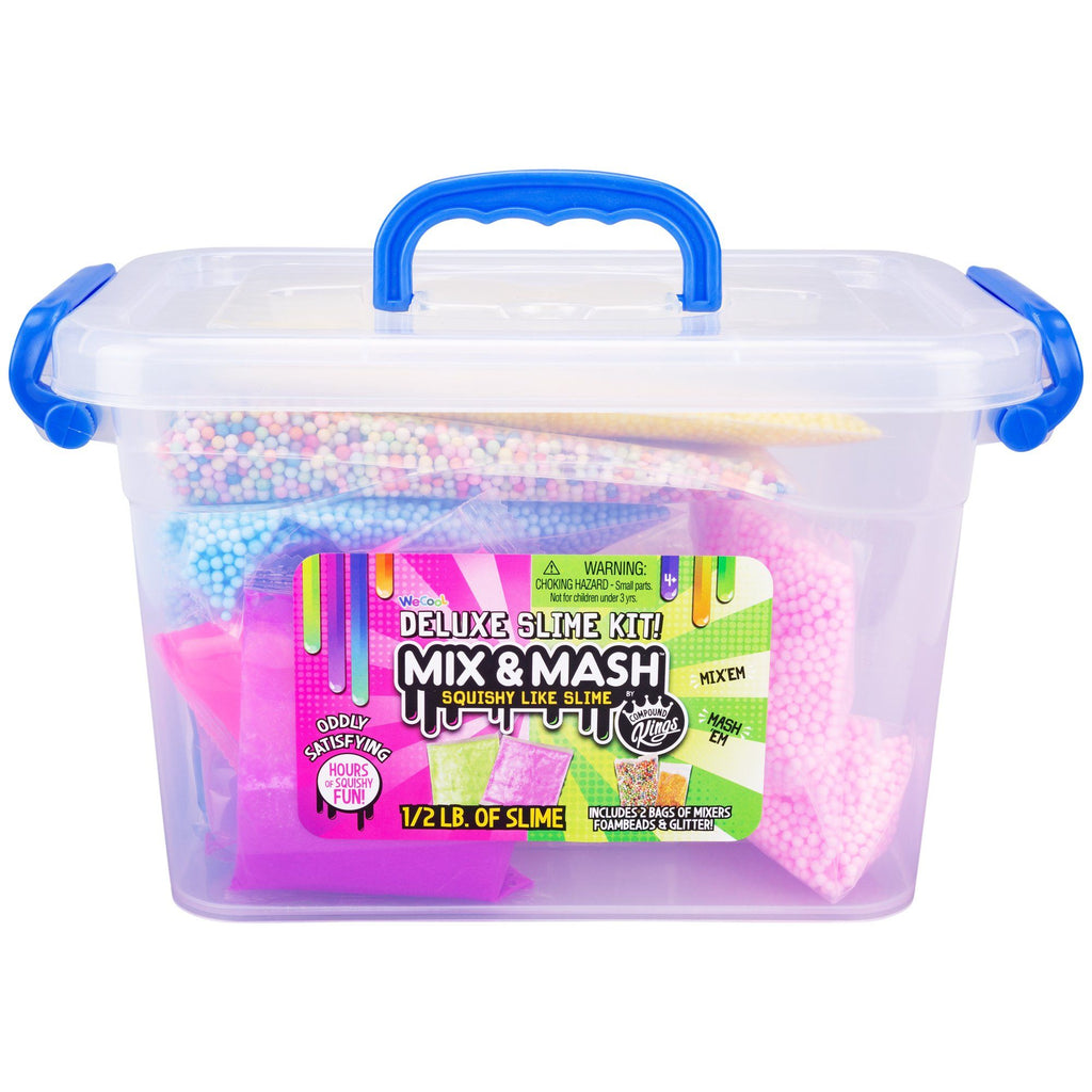 Compound Kings™ Deluxe Mix & Mash Slime Kit