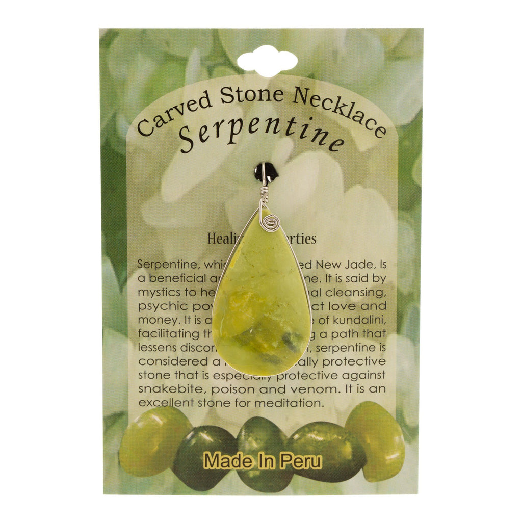 Healing Stone Necklace