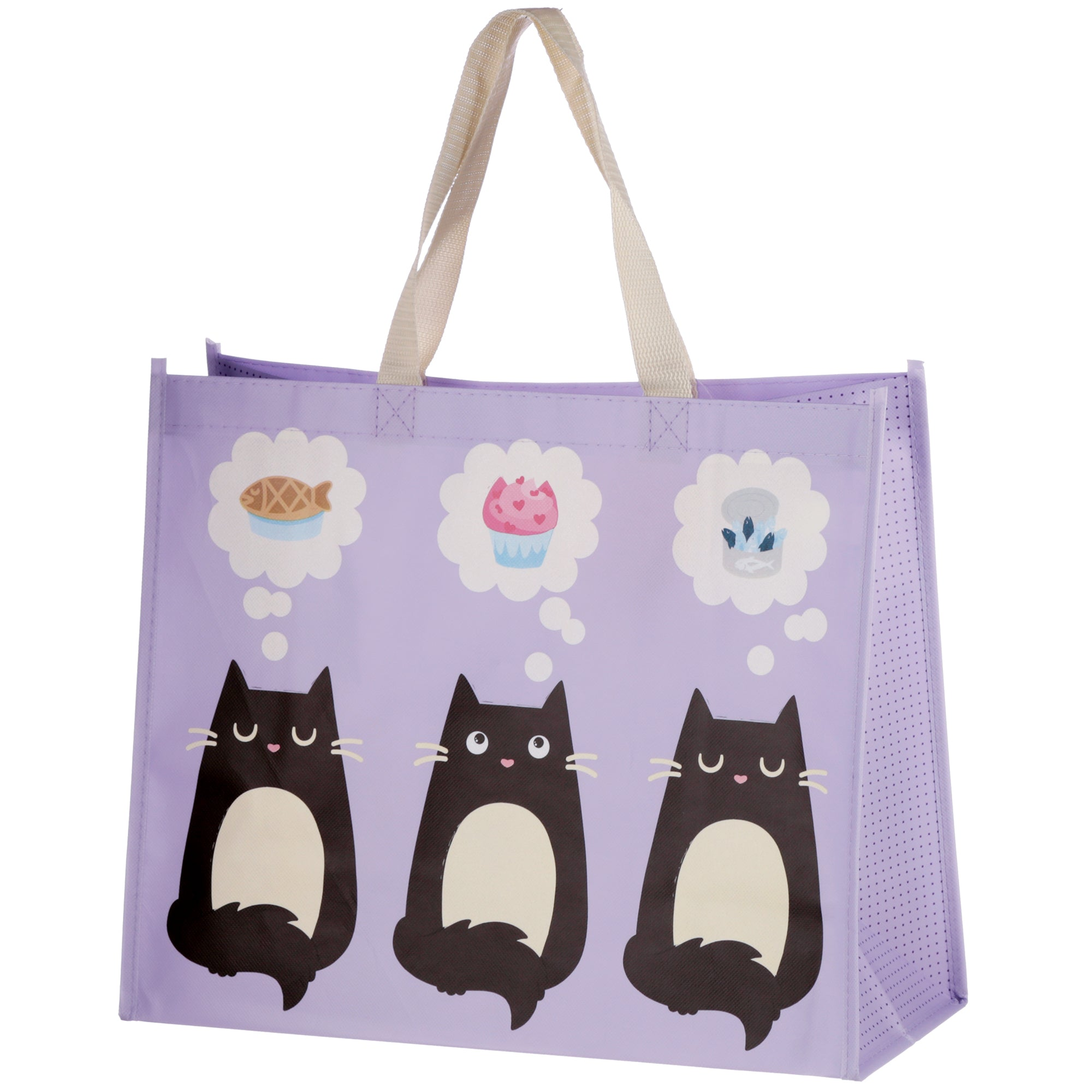 $12.95 - Life of Pet Shopping Tote