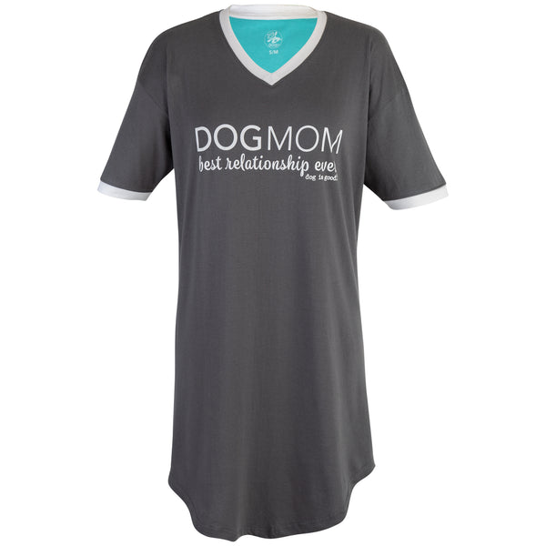 Dog is Good® Dog Mom Nightgown