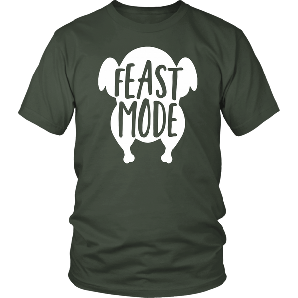 T-shirt - Feast Mode Unisex T-Shirt
