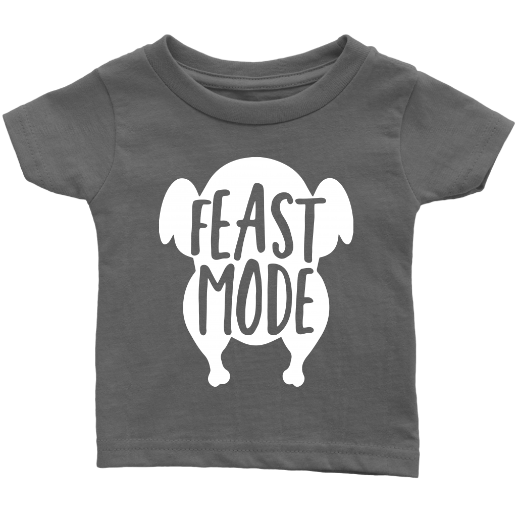 T-shirt - Feast Mode Infant T-Shirt