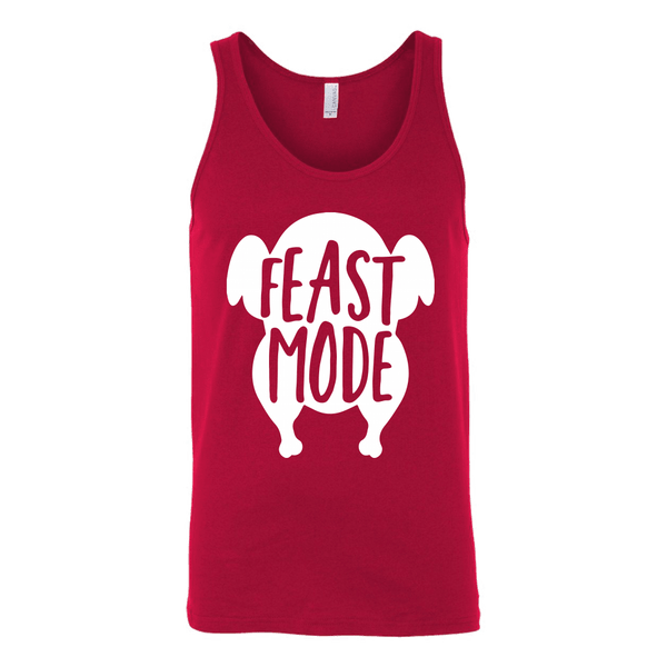 T-shirt - Feast Mode Unisex Tank