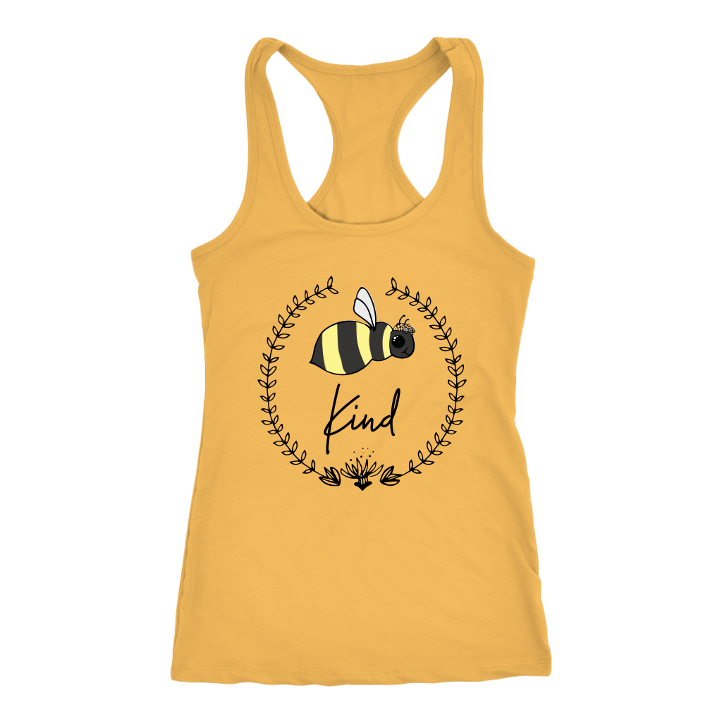 T-shirt - Bee Kind Tank Top