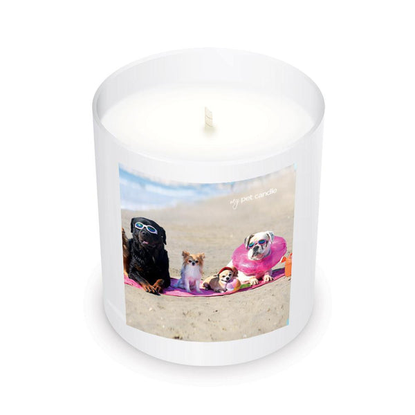 MyPetCandle - Beeeeach, Please Soy Wax Candle