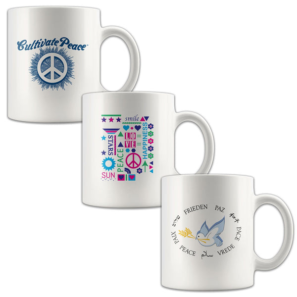 Drinkware - Spread Peace Mug