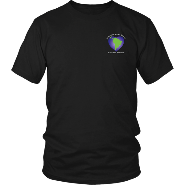 T-shirt - Protect Earth's Lungs T-Shirt