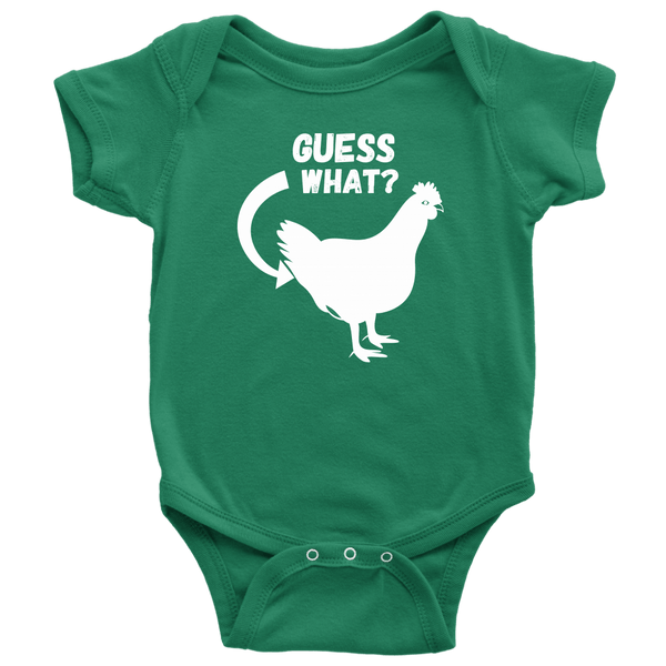 T-shirt - Guess What Infant Onesie