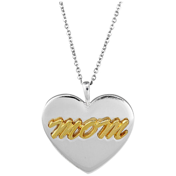 A Loving Mother Heart Necklace