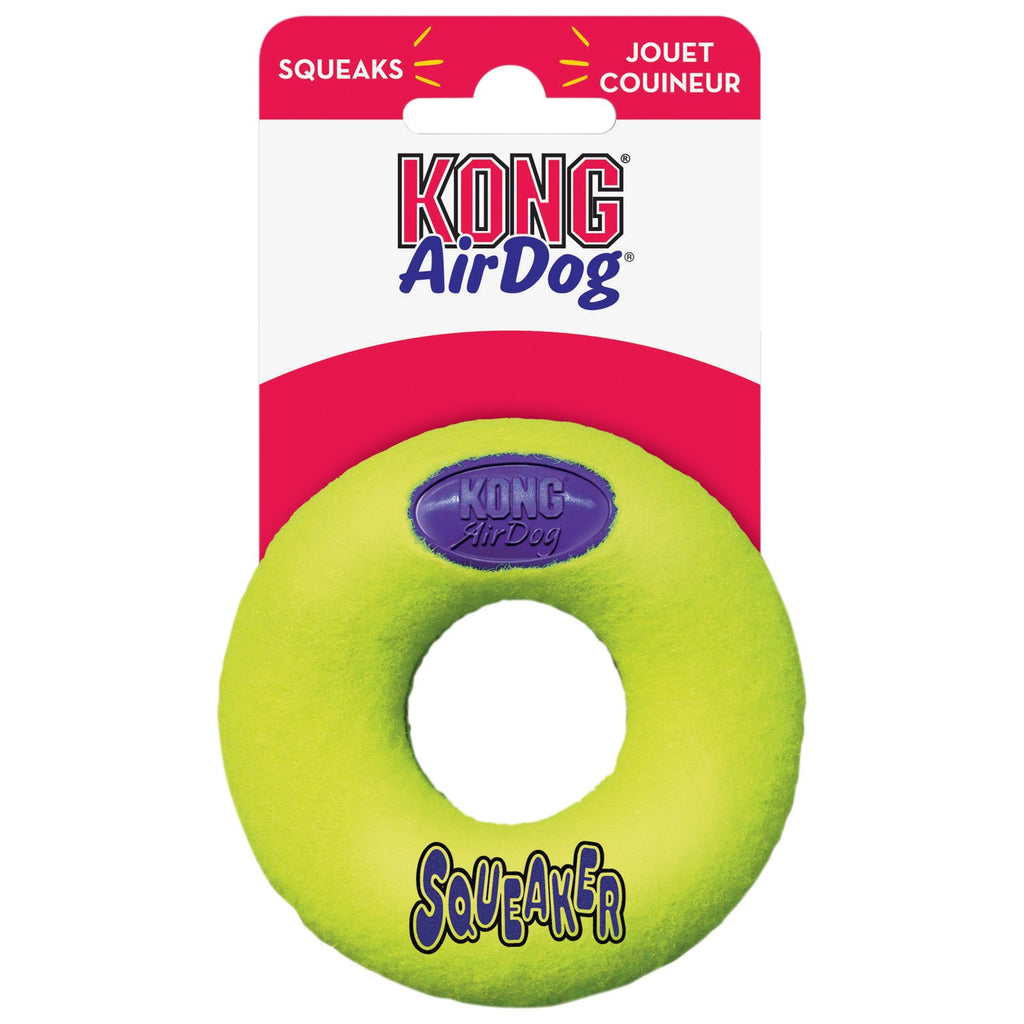 Air KONG® Squeaker Donut Dog Toy