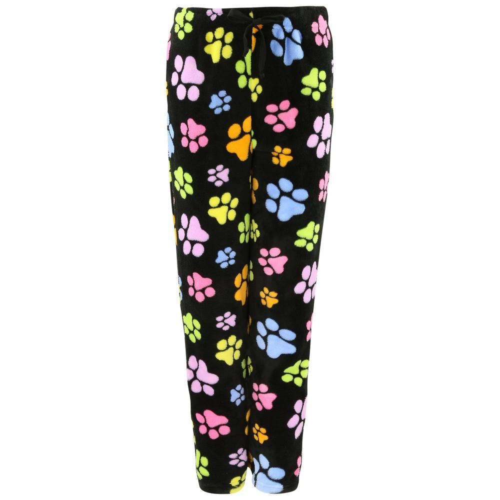 All Over Paws Plush Lounge Pants