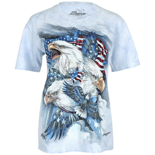 Allegiance Eagle Flag T-Shirt