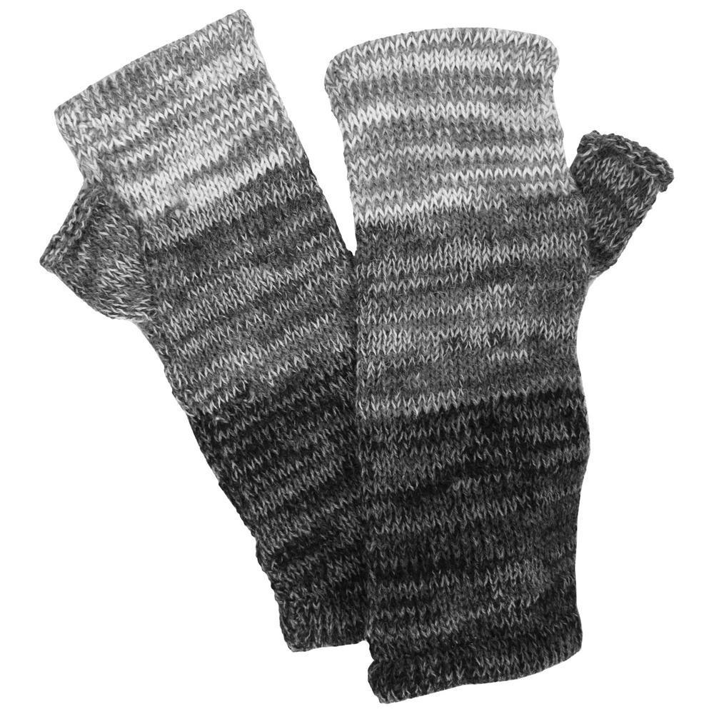 Alpaca Fingerless Mitten Collection