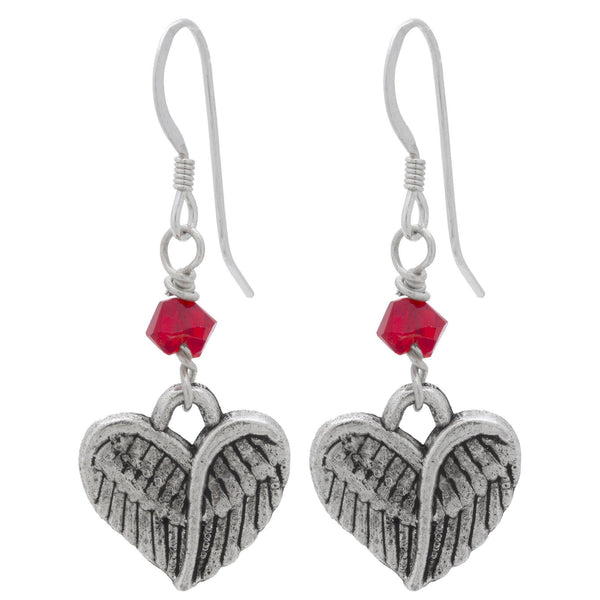 Angel In My Heart Earrings