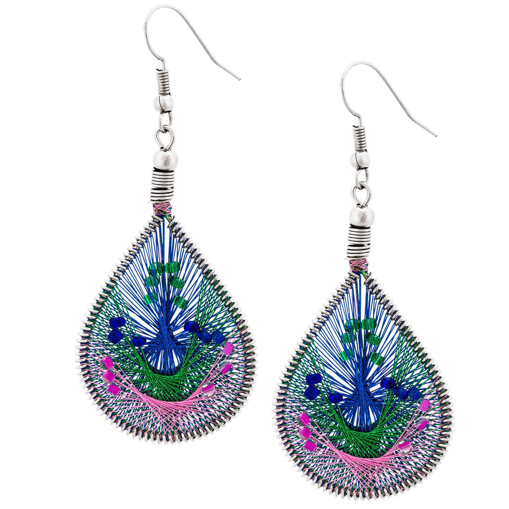Art Of Thread Earrings