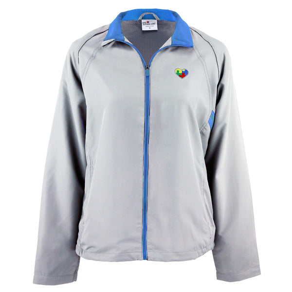Autism Awareness Lightweight Jacket