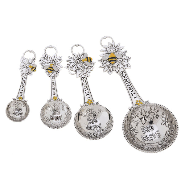 Bee Happy Measuring Spoon Set